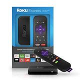 Roku Express Original Simil Chromecast Con Fuente