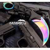 Cuchillo Kerambit Tactico Counter Strike Csgo Fade Honshu