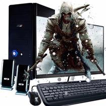 Lx99 - Pc Intel I5 4gb 500gb Usb 3.0 Ultra Hd 4k - 12 Cuotas