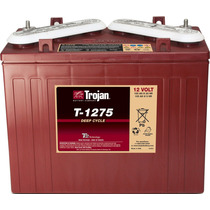 Batería Trojan T-1275 12v 150ah Carro De Golf - Solar