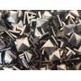 Tachas Piramidales 13mm Hierro X2000, Níquel O Bronce Viejo