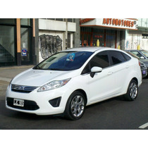 Ford Fiesta Kinetic Desing 4p Trend Full Full 2012