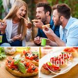 Pizza Party Catering - Capital - Zona Norte - Oeste Y Sur