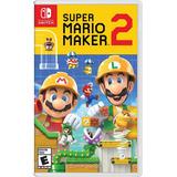 Juego Super Mario Maker 2 - Nintendo Switch / Makkax