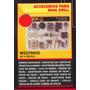 Accesorios P/mini Drill Set X 105pcs.black Jack Ws370030