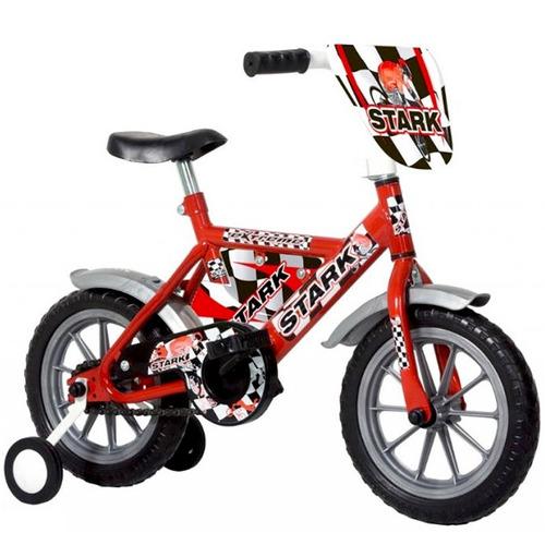 Bicicleta Infantil Stark Top Race 6056 Rodado 12 Con Ruedas