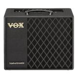Amplificador Vox Vtx Series Vt40x 40w Valvular Negro