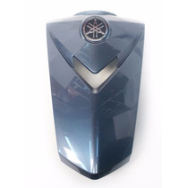 Frente Pechera Yamaha New Crypton 110 Gris Original