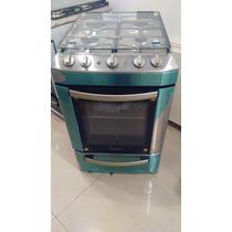 Cocina Mabe Inox Cmj556i