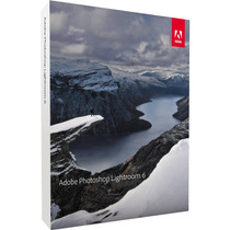 Lightroom 6 + Photoshop Cs6 + Camera Raw // Windows Y Mac //