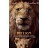 Película El Rey Leon 2019 Digital Buena Calidad Audio Latino