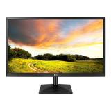 Monitor Lg 27mk400h-b Led 27  Negro 110v/220v