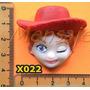 Molde De Silicona Cara De Jessie - Toy Story