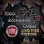 Panel De Puerta Del/tra. 5 Pts. Nac. Fiat Uno Fire Y Mas...