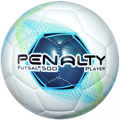 83a1184f93 Pelota De Futbol Nº 4 Penalty Futsal 500 Player Papi