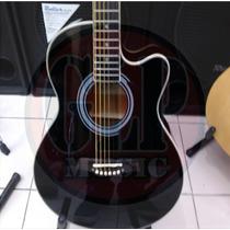 Guitarra Eletroacustica G. Shelter Con Eq Glpmusic