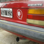 Gmc Chevette Modelo 91 Titular - Foto 13