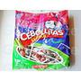 50 Chupetines Frutal Economicos Pirulitos Lollypop Bolsa X50