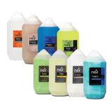 4 Bidones Shampoo O Enjuague Nex Surtidos O Iguales 5 Litros