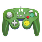 Joystick Hori Battle Pad Luigi
