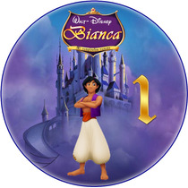 Kit Imprimible Aladino Disney Candy Bar Golosinas