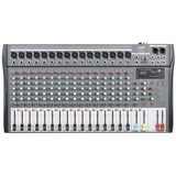 Mixer E-sound Fx-1630u Consola Audio 16ch Reproductor Usb Sd