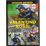 El Mundial Valentino Rossi Moto Rueda Dvd Original Sellado