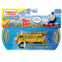 Thomas Take N Play Talking Diesel 10 Jugueteria El Pehuén
