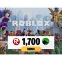1700 Robux @  Roblox - Mercadolider Gold Todos Los Días On