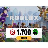 1700 Robux @  Roblox - Mercadolíder Gold 100%