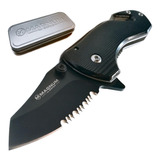 Navaja Rescate Bomberos Seguridad Militaria Edc Knife Magnum