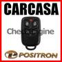 Carcasa Control Remoto Alarma Positron Pst Px40 Px 40 Mando