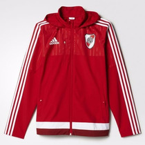 Campera River Plate Impermeable Modelo Travel 2015