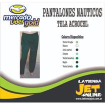Pantalones Nauticos Enfermeria - Buena Calidad!!