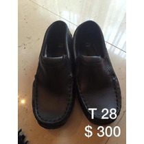 Zapatos Escolar Niño