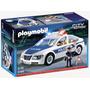 Playmobil 5184 Coche De Policia Con Luces Original Todoxmia