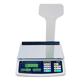 Balanza Comercial Digital Systel Croma 15 Kg 110v/220v (bivolt)