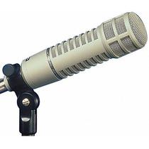 Electrovoice Re20 Microfono Dinamico - Facturas A Y B