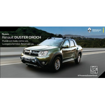 Renault Duster Oroch Dynamique 1.6 4x2 Patentada (ca)