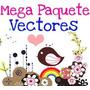 Mega Paquete Imprimible Vectores Vinilos Decorativos