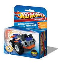 Rasti Hot Wheels   Turbo Xs Autos Para Armar