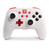 Joystick Powera Enhanced Wireless Controller For Switch Blanco