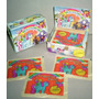 My Little Pony 1 Caja Con 50 Paquetes De Figuritas Mlp - 80s