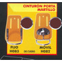 Cinturon Porta Martillo Movil Black Jack H082