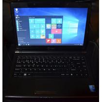 Notebook Exo Vr 850 I3 4gb De Ram Disco 320gb Hdmi Garantía