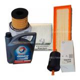 Kit 4 Filtros Orig+ Aceite Total Peugeot 208 1.6 115hp Nafta
