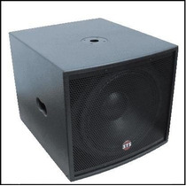 Bafle Pasivo Sts Ds15 - Parlante Caja Subwoofer - 400 Watts