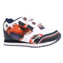 Zapatillas Disney Running Big Hero Velcro