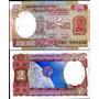 India Billete De 2 Rupias Año 1970 Sin Circular