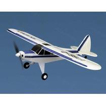 Avion Entrenador Piper Cub Pa11 750mm .listo Para Volar